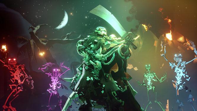 """Haben fast alle ein Next-Gen-Update bekommen: Xbox-Exclusives wie Rares """"Sea of Thieves"""""""
