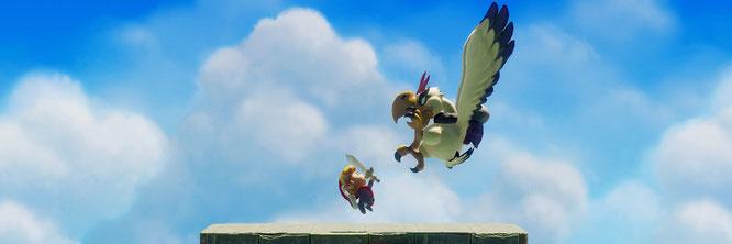 """""""Zelda""""-Spiele erscheinen so selten, dass sie immer wieder ein Gaming-Großereignis sind. Im Zweifelsfall darf's da auch mal ein Remake sein wie bei """"Link's Awakening"""""""