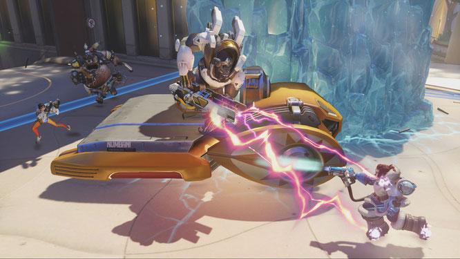 """Gigantischer Erfolg für Hersteller Blizzard: """"Overwatch"""" verbucht inzwischen mehr als 20 Mio. registrierte User."""