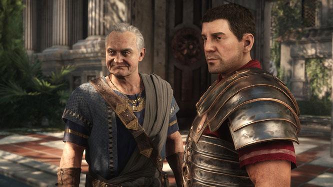 """Das Crytek-Studio Black Sea Games, das auch an der Entwicklung von """"Ryse: Son of Rome"""" beteiligt war, hat den Besitzer gewechselt und ist nun Teil der Sega-Familie."""