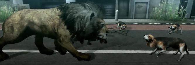 """Tiere als Fress- und Evolutionsmaschinen: """"Tokyo Jungle"""" für die PS3"""