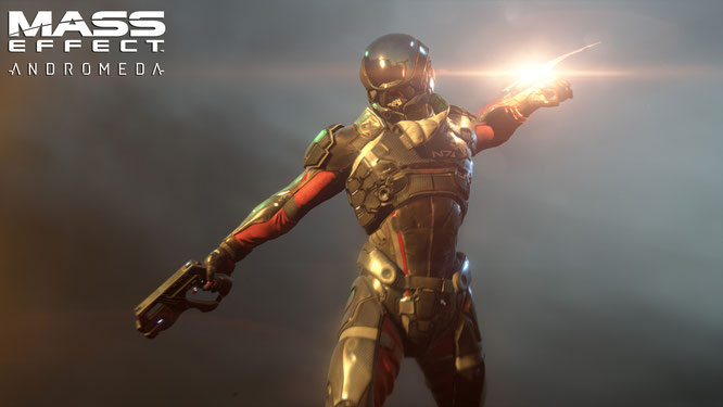 """Viele """"Mass Effect""""-Fans wünschen sich ein HD-Remake der Original-Trilogie, aber Entwickler Bioware will sich lieber voll und ganz auf die Fortsetzung konzentrieren – """"Mass Effect: Andromeda""""."""
