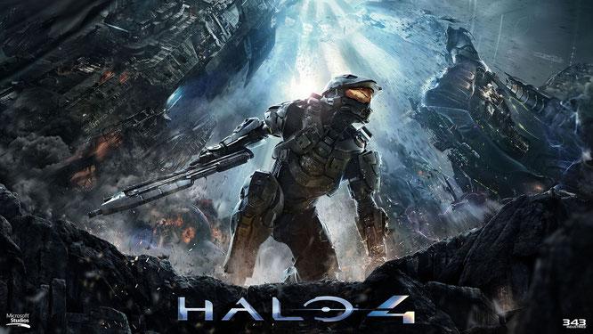 """Zahlreiche Vertreter der """"Halo""""-Saga waren bisher Xbox-Besitzern vorbehalten und kommen jetzt im Rahmen der """"Master Chief Collection"""" für den PC - darunter auch """"Halo 4"""", der ersten Teil ohne Serien-Erfinder """"Bungie""""."""