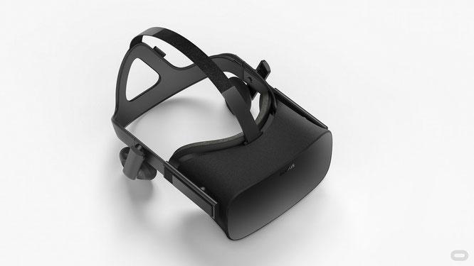 """Jetzt auch offiziell in Deutschland zu haben: Die """"Oculus Rift"""". Wer die Virtuelle Realität erleben und vielleicht sogar kaufen will, der wird ab sofort bei Media Markt und Saturn fündig."""