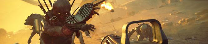 """Über kurz oder lang werden sich die meisten Drittanbieter an Stadia versuchen – darunter auch Bethesda, die den Dienst u.a. mit """"Rage 2"""" und """"Doom Eternal"""" versorgen."""