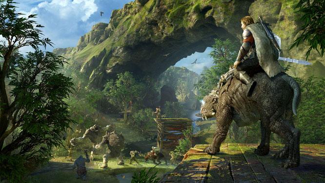 """""""Mittelerde: Schatten des Krieges"""" erscheint am 10. Oktober als Vollpreistitel für PC, PS4 und Xbox One. Trotzdem setzt das Spiel unter anderem auf die aus Free-to-Play-Games bekannten Mikro-Transaktionen."""