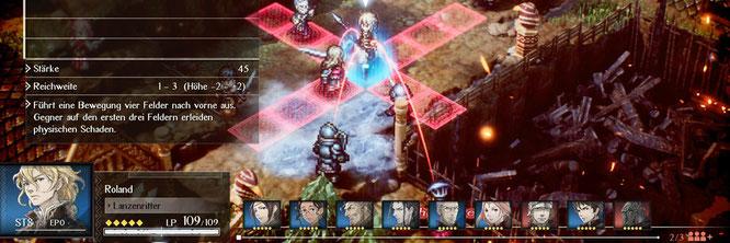 """Noch mehr Kost für Retro-Fans: """"Project Triangle Strategy"""" der """"Octopath Traveler""""-Entwickler erinnert an """"Tactics Ogre"""" und """"Final Fantasy Tactics"""""""