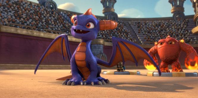 """Ist laut stiller Post ein wahrscheinlicher Kandidat für das nächste PSOne-Remake: Der im Original von """"Ratchet & Clank""""-MacherInsomniac entwickelte Jump'n'Run-Drache Spyro."""