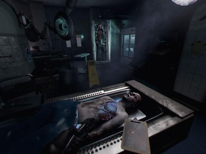 """Obduktion á la Fledermaus: In """"Batman VR"""" untersuchen wir die Umgebung mit eigenen Schritten und indem wir die Umgebung mithilfe der Move-Controller manipulieren. Die Werkzeuge dafür finden wir stilecht an unserem """"Gürtel""""."""