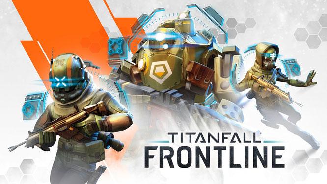 """Das digitale Sammelkartenspiel zum Multiplayer-Hit für PC und Konsole: """"Titanfall Frontline"""" kommt für iOS- und Android-Geräte. Zum Termin haben sich Respawn und Entwickler Particle City bisher ausgeschwiegen."""