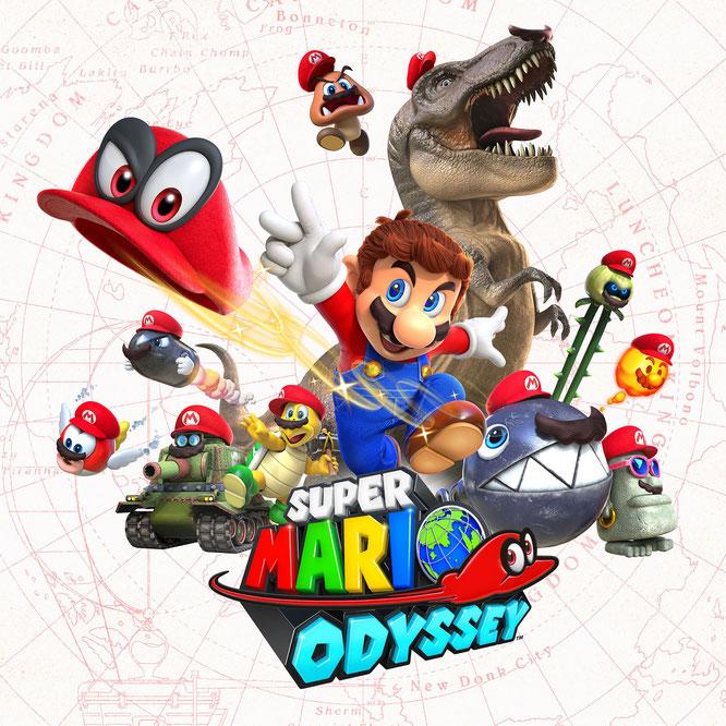"""Am 27. Oktober geht Nintendos Maskottchen in """"Super Mario Odyssey"""" auf Switch-Weltreise. Doch offenbar hat er vor lauter Helden-Dasein fürs Klempnern keine Zeit mehr."""