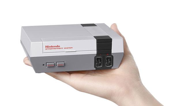 """Für die Evolution des Spielemarkts wichtige Systeme wie Nintendos """"NES"""" haben ihre jeweilige Geräte-Generation geprägt und sind deshalb bis heute Kultobjekte. Darum sind Neuauflagen wie das """"NES Mini"""" heiß begehrt."""