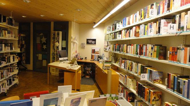 Dorfbibliothek Reichenbach