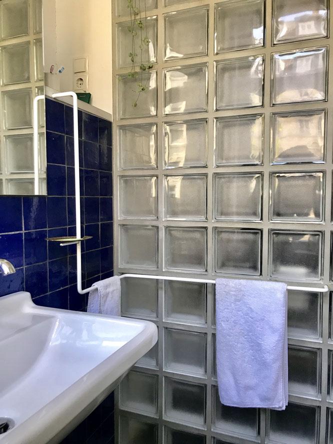 Badezimmer Glasbausteine