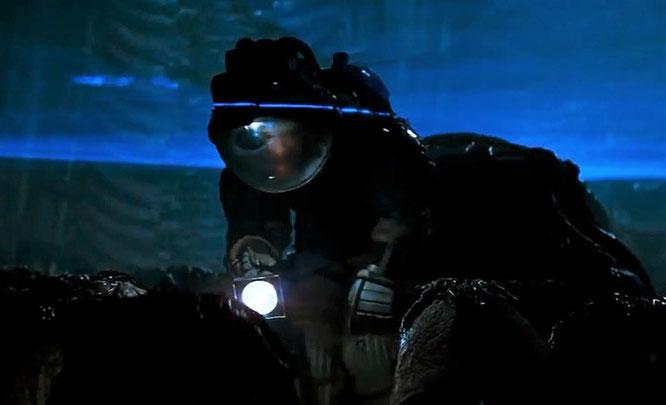 """Still of John Hurt in """"Alien"""" (1979)"""