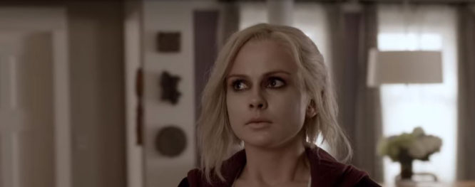 Still of iZombie on Netflix
