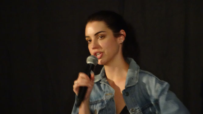 Adelaide Kane at Wolfcon