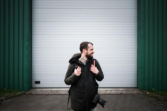 Berliner Fotograf Fabian Niehaus gibt Tipps für gelungene DIY-Babyfotos mit dem Smartphone.