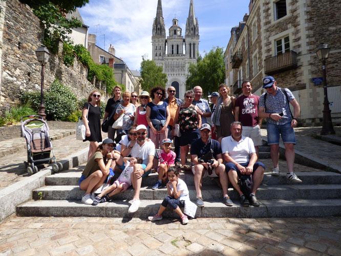 A Angers le 23 juin 2017, Photo Les Amis de Pedro Muñoz