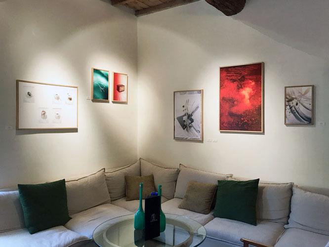 Exposition-vente des photographies d'Elsa Leydier en partenariat avec l'ENSP d'Arles