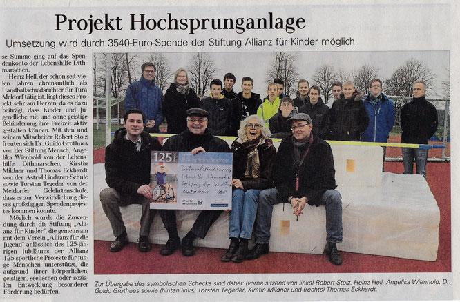 Projekt Hochsprunganlage (DLZ 14.12.2015)
