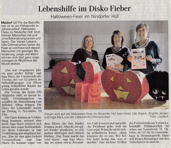 Lebenshilfe im Disko-Fieber (DLZ Oktober 2015)