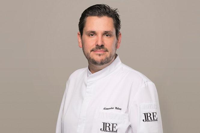 JRE-Präsident Alexander Huber