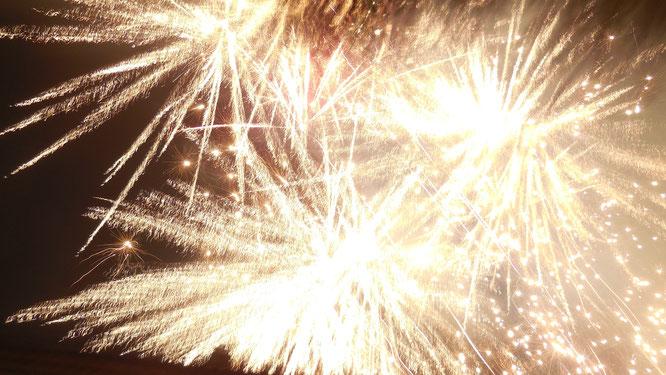 ein Feuerwerk der Liebe   (c) Annette Zimmermann