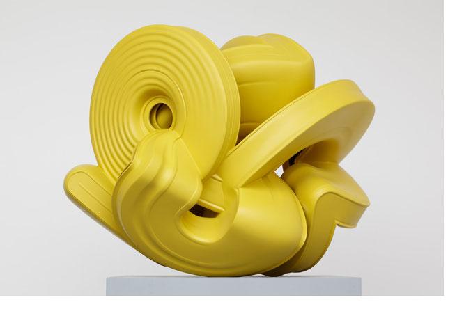 Cubic, 102x105x120 bronze, Foto: Michael Richter