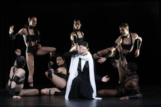 Orpheus und Eurydike, Ballett, Foto: Klaus Lefebvre