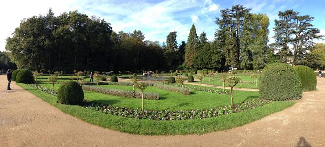 Wunderschöne Gärten nach historischen Vorbildern