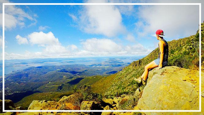 Hobart/Mt. Wellington