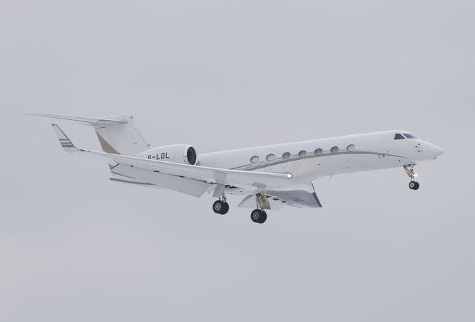 18-01-2017 - B-LDL (G550, 5335) - Zurich, Switzerland - (C) JvR Spotter