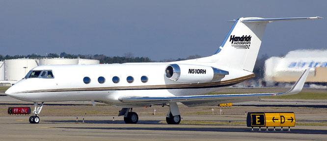 18-03-2005 - N510RH (GII, 80) - Altanta-Hartsfield Jackson Int. (GA), USA - (C) Agustin Anaya