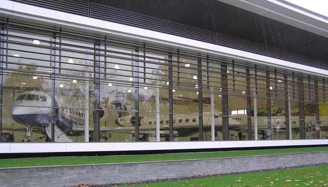 24-10-2016 - NIKE Corporate Hangar, Portland (OR), USA - (C) R. Verhaegh
