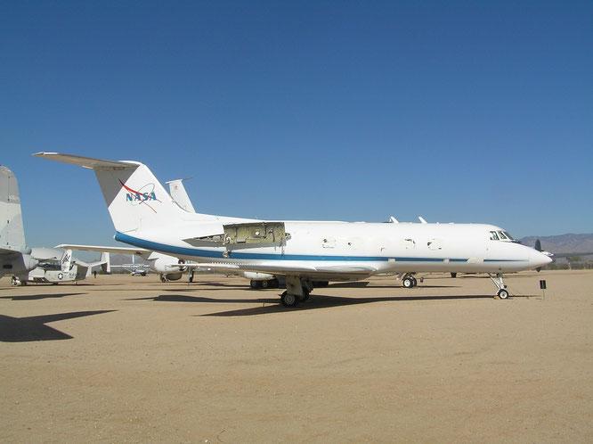 16-01-2014 - N948NA (GII, 222) - PIMA Air & Space Museum (AZ), USA - (C) R. Verhaegh