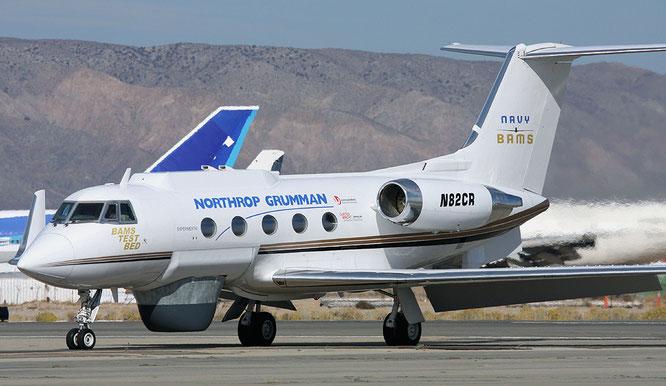 21-11-2008 - N82CR (GII-SP, 80) - Mojave Air & Space Port (CA), USA - (C) Gerhard Plomitzer