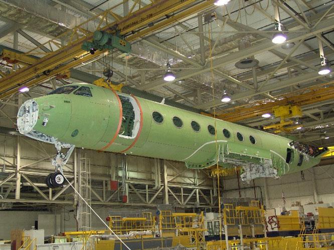 (C) Gulfstream Aerospace Corporation, Savannah (GA)