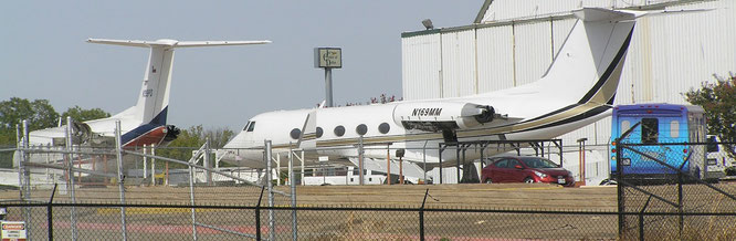 03-10-2015 - N169MM (GII, 225) - Dallas-Executive Airport (TX) - (C) R. Verhaegh