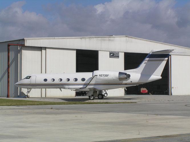 05-11-2016 - N273SF (Gulfstream IV, 1346) - Okeechobee (FL), USA - (C) R. Verhaegh