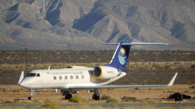 09-10-2017 - N428BC (GIV, 1128) - Mojave Air & Space Port (CA), USA - (C) R. Verhaegh