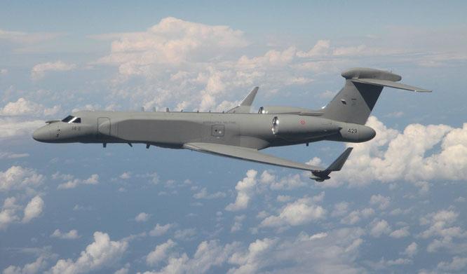 12-2016 - 429/14-11 (G550, 5429) - Pre-delivery test flight - (C) IAI