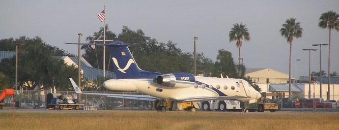 03-11-2016 - N49RF (Gulfstream IV, 1246) - Fort Myers Page Field (FL), USA - (C) R. Verhaegh