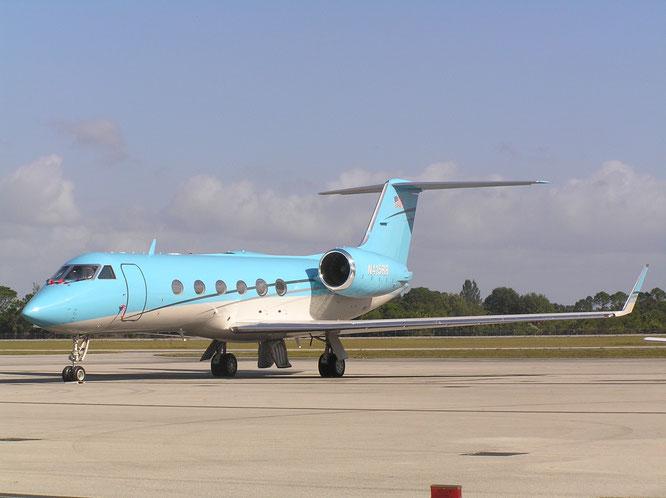 05-11-2016 - N415RR (Gulfstream IV, 1040) - Okeechobee (FL), USA - (C) R. Verhaegh