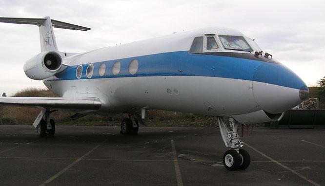 24-10-2016 - N947NA (GII, 147) - Evergreen Aviation & Space Museum (OR), USA - (C) R. Verhaegh