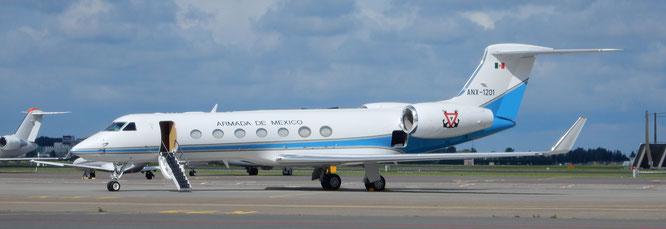 19-08-2017 - ANX-1201 (G550, 5305) - Amsterdam-Schiphol, The Netherlands - (C) R. Verhaegh