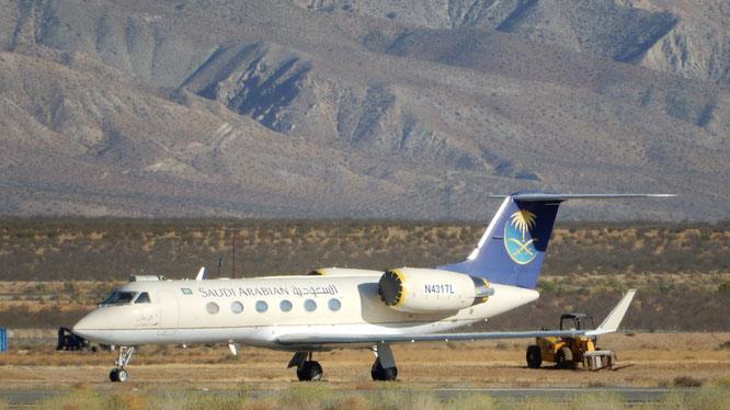 09-10-2017 - N431TL (GIV, 1031) - Mojave Air & Space Port (CA), USA - (C) R. Verhaegh