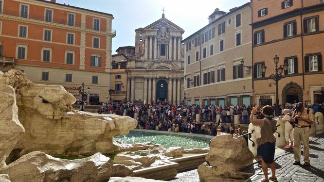 Рим, Ватикан, музей, культура, путешествия, религия, фонтан Треви