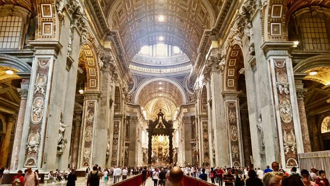 Рим, Ватикан, музей, культура, путешествия, религия, Микеланджело, Рафаэль, Собор Святого Петра