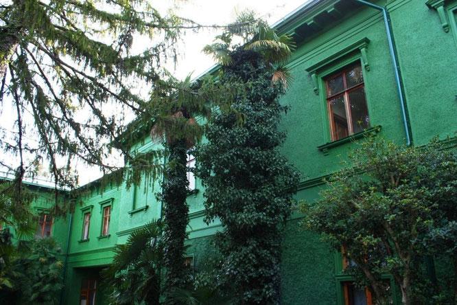 Внутренний двор, (с) Дамир Байманов
